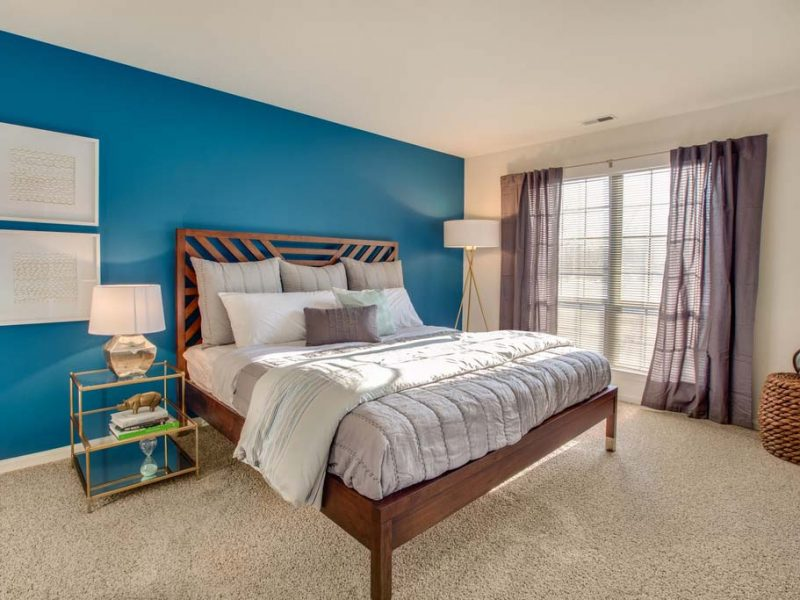 TGM Willowbrook Apartments Bedroom
