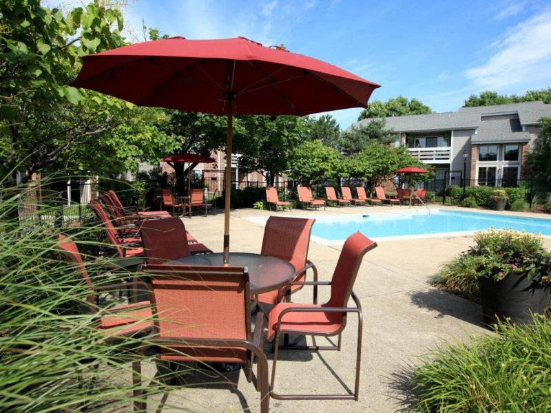 TGM Willowbrook Apartments Swimming Pool